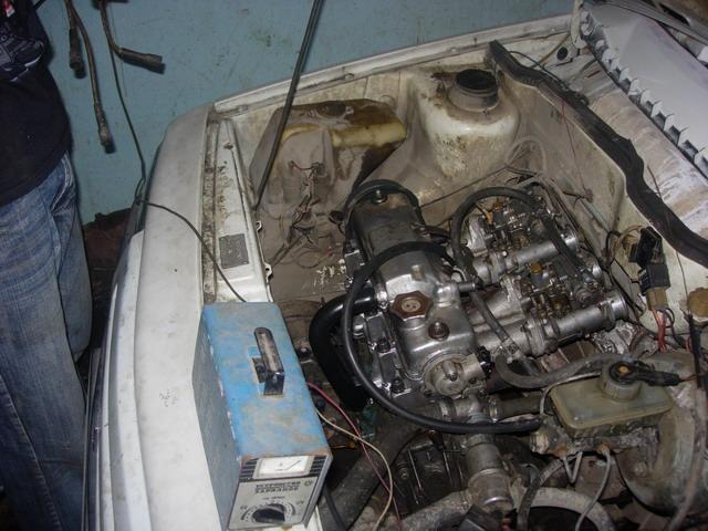 Двигун 1.4 ваз 2108